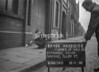 SJ819848K, Ordnance Survey Revision Point photograph in Greater Manchester