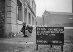 SJ879892B, Ordnance Survey Revision Point photograph in Greater Manchester