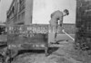 SJ859725A, Ordnance Survey Revision Point photograph in Greater Manchester