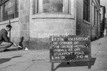 SJ859657A, Ordnance Survey Revision Point photograph in Greater Manchester