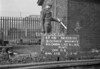 SJ819514B, Ordnance Survey Revision Point photograph in Greater Manchester