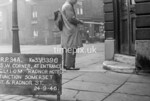SJ839634A, Ordnance Survey Revision Point photograph in Greater Manchester