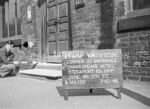SJ859648A, Ordnance Survey Revision Point photograph in Greater Manchester