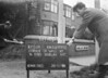 SJ899598K, Ordnance Survey Revision Point photograph in Greater Manchester