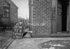 SJ909572B, Ordnance Survey Revision Point photograph in Greater Manchester