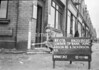 SJ869507A, Ordnance Survey Revision Point photograph in Greater Manchester