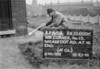 SJ889666B, Ordnance Survey Revision Point photograph in Greater Manchester