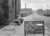 SJ879546A, Ordnance Survey Revision Point photograph in Greater Manchester