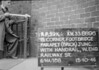 SJ889639K, Ordnance Survey Revision Point photograph in Greater Manchester