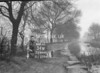 SJ899534W, Ordnance Survey Revision Point photograph in Greater Manchester