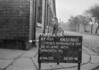 SJ889549A, Ordnance Survey Revision Point photograph in Greater Manchester