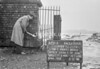 SJ899698A, Ordnance Survey Revision Point photograph in Greater Manchester