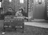 SJ879576A, Ordnance Survey Revision Point photograph in Greater Manchester