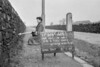 SJ909620B, Ordnance Survey Revision Point photograph in Greater Manchester