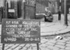 SJ869646A, Ordnance Survey Revision Point photograph in Greater Manchester