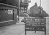 SJ899566B, Ordnance Survey Revision Point photograph in Greater Manchester