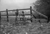 SJ909538A, Ordnance Survey Revision Point photograph in Greater Manchester