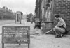 SJ879517A, Ordnance Survey Revision Point photograph in Greater Manchester