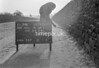 SJ909634B, Ordnance Survey Revision Point photograph in Greater Manchester