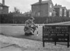 SJ879586B, Ordnance Survey Revision Point photograph in Greater Manchester