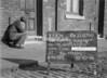 SJ879667A, Ordnance Survey Revision Point photograph in Greater Manchester