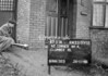 SJ899587A, Ordnance Survey Revision Point photograph in Greater Manchester