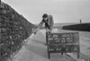 SJ909635B, Ordnance Survey Revision Point photograph in Greater Manchester