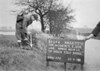 SJ899684A, Ordnance Survey Revision Point photograph in Greater Manchester