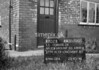 SJ889502B, Ordnance Survey Revision Point photograph in Greater Manchester