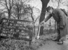 SJ899534A, Ordnance Survey Revision Point photograph in Greater Manchester