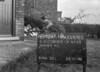 SJ879575K, Ordnance Survey Revision Point photograph in Greater Manchester