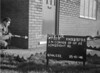 SJ879582B, Ordnance Survey Revision Point photograph in Greater Manchester