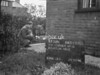 SJ879598K, Ordnance Survey Revision Point photograph in Greater Manchester
