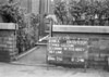 SJ899646A, Ordnance Survey Revision Point photograph in Greater Manchester