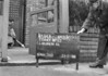 SJ899595B, Ordnance Survey Revision Point photograph in Greater Manchester