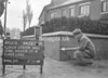 SJ879500B, Ordnance Survey Revision Point photograph in Greater Manchester