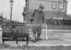 SJ899580A, Ordnance Survey Revision Point photograph in Greater Manchester