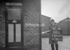 SJ909510L, Ordnance Survey Revision Point photograph in Greater Manchester