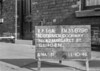 SJ879616A, Ordnance Survey Revision Point photograph in Greater Manchester
