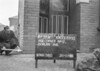 SJ899598A, Ordnance Survey Revision Point photograph in Greater Manchester
