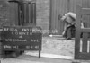 SJ909502A, Ordnance Survey Revision Point photograph in Greater Manchester