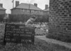 SJ879578A, Ordnance Survey Revision Point photograph in Greater Manchester