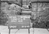 SJ869596A, Ordnance Survey Revision Point photograph in Greater Manchester