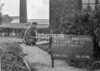 SJ879557A, Ordnance Survey Revision Point photograph in Greater Manchester