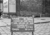 SJ869688B, Ordnance Survey Revision Point photograph in Greater Manchester