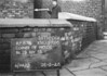 SJ869667B, Ordnance Survey Revision Point photograph in Greater Manchester