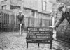 SJ879503B, Ordnance Survey Revision Point photograph in Greater Manchester