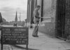 SJ889681B, Ordnance Survey Revision Point photograph in Greater Manchester