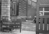 SJ899593A, Ordnance Survey Revision Point photograph in Greater Manchester