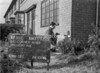SJ879588B, Ordnance Survey Revision Point photograph in Greater Manchester